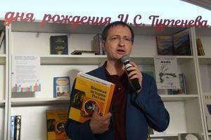 Владимир Мединский на книжном фестивале «Красная площадь»