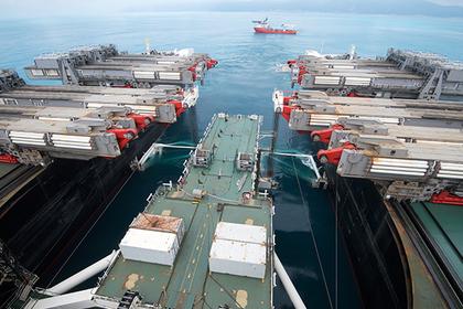 Газпром даст строителям Турецкого потока миллиарды евро Перейти в Мою Ленту