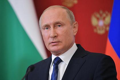 Путин дал добро назакон оконтрсанкциях