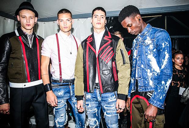 Отдельные элементы гардероба скинхедов использовались и в коллекции весна/лето 2017 года, показанной на Миланской неделе моды.