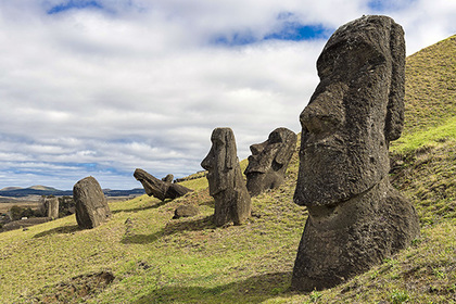 Объяснено происхождение загадочных статуй на острове Пасхи