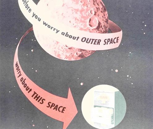 Понятно, что готовиться к полетам на Луну не имеет смысла, если противник получит доступ к хранимым на Земле космическим секретам. <br><br> <i>«Прежде чем беспокоиться о космосе, побеспокойся об этом месте».</i>