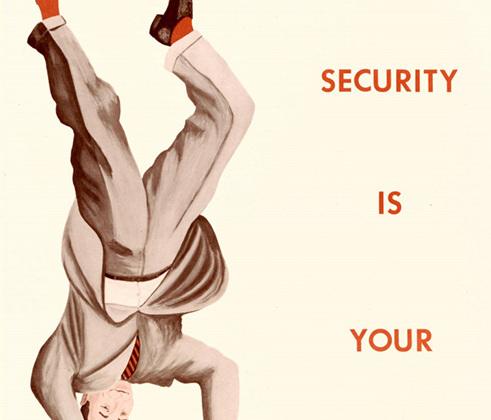 <i>«Как ни посмотри, безопасность— твоя ответственность».</i>