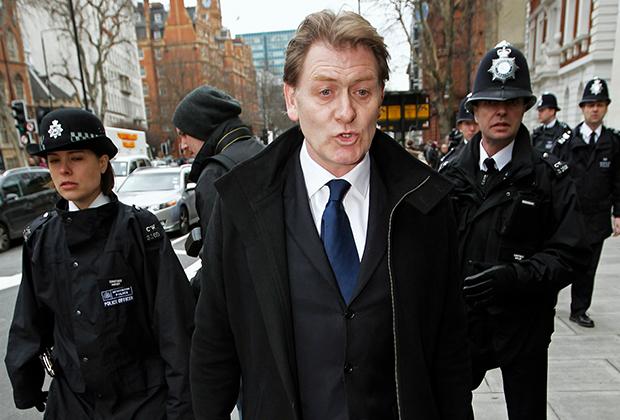 Бывший парламентарий от лейбористской партии Эрик Джойс