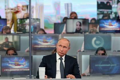 Путин ответил на вопрос о своем преемнике и одиночестве