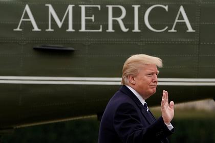 Трамп пообещал пригласить Ким Чен Ына в США