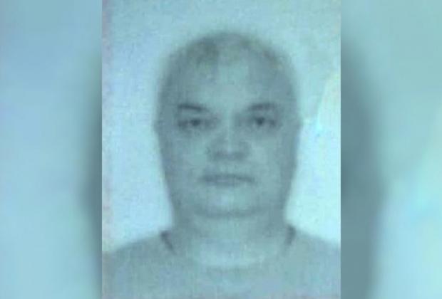 50-летний Сергей Володин