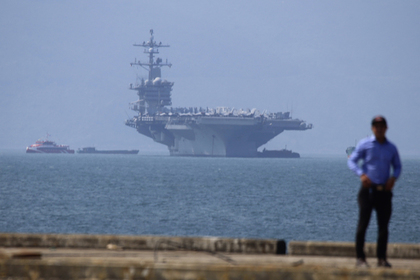 Китайские хакеры выкрали информацию уподрядчика ВМС США