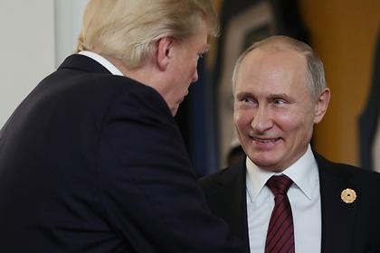 Песков назвал возможное место встречи Владимира Путина  иТрампа