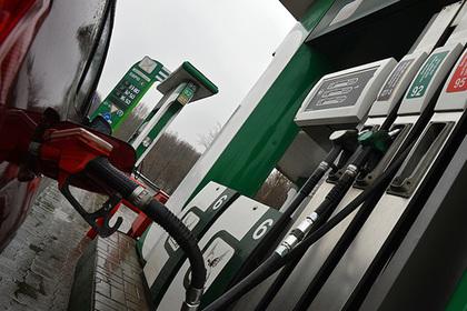 В столицеРФ  впервый раз  сконца марта начали понижаться  цены набензин