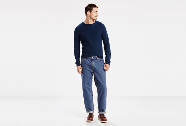 Подвернутые джинсы Levi's долгие годы были верным способом опознать человека ультраправых взглядов.