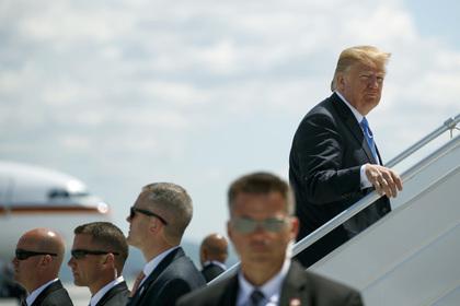 Трамп пообещал не позволить другим странам вводить пошлины на товары из США