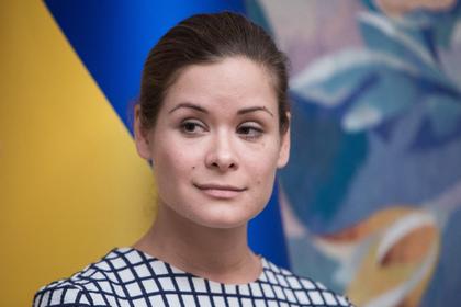 Мария Гайдар отказалась откресла депутата Одесского областного совета