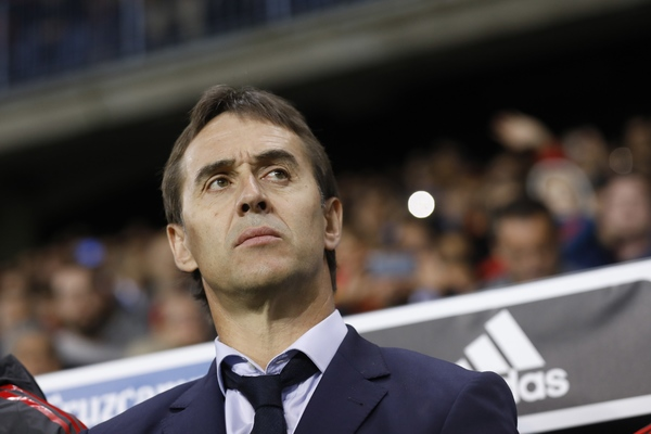 Новый главный тренер реал мадрида