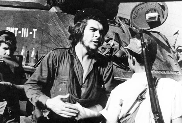 Партизан-крестьянин по имени Эутимио Герра стал первой жертвой Че Гевары.