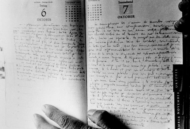 Это выдержка из его «Дневников мотоциклиста», который едва ли вяжется с тем образом, который ему создала кубинская пропаганда.