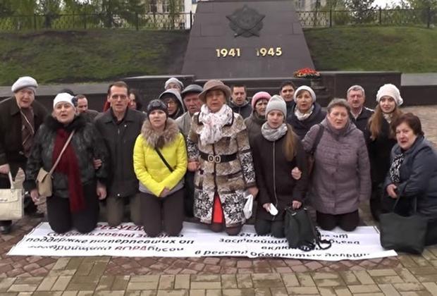 Дольщики Екатеринбурга просят Путина помочь