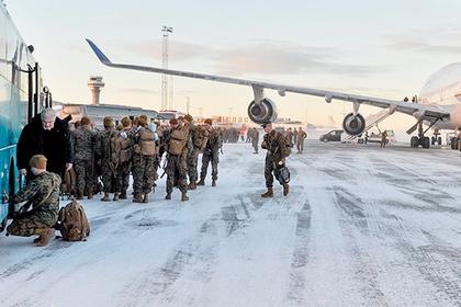 Норвегия попросит США усилить контингент уграниц сРоссией