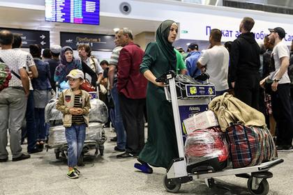 Назван долг авиакомпаний перед российскими пассажирами