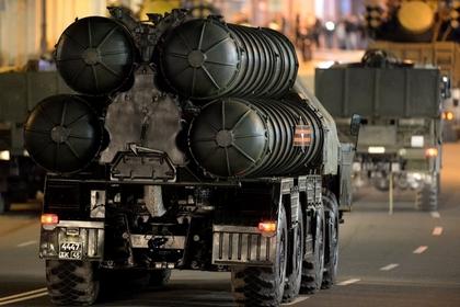 Сирия скроет поставки российских С-300