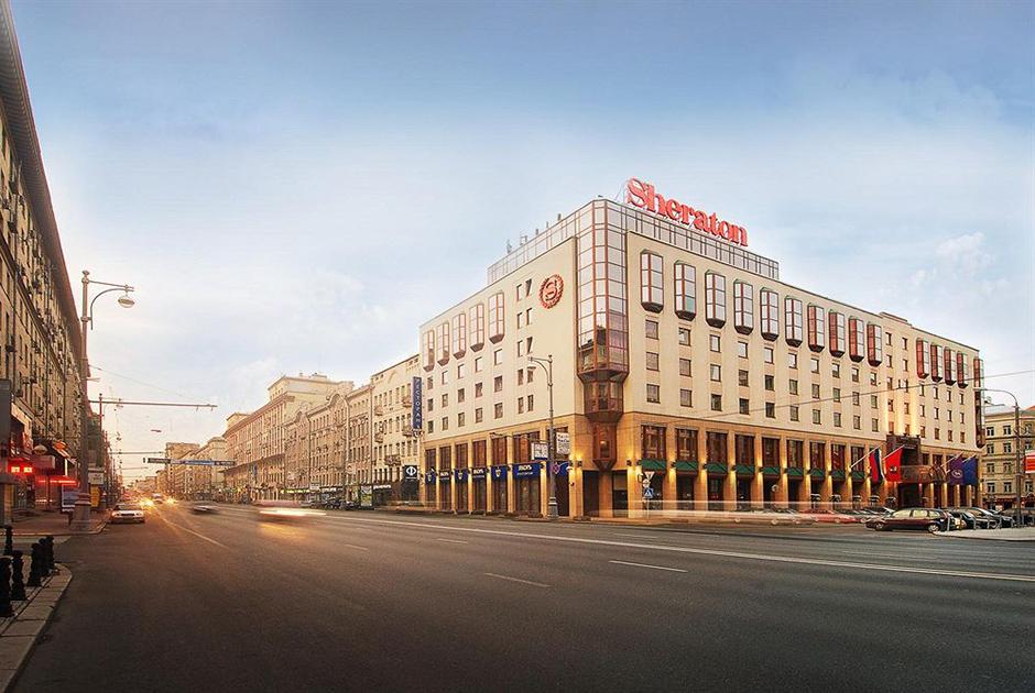 Гостиница «Шератон Палас Москва»
