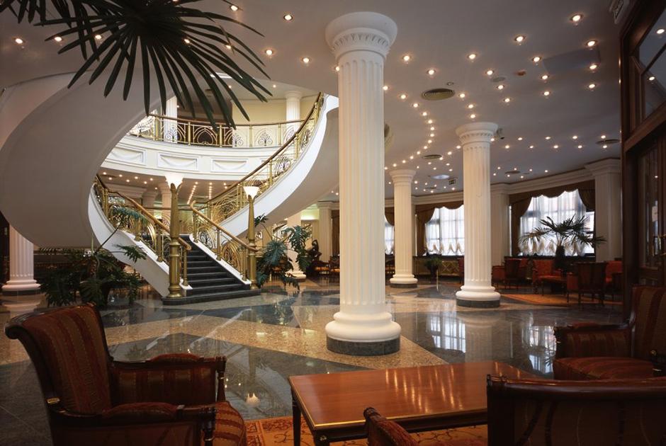 Imperial Park Hotel & SPA, деревня Рогозинино