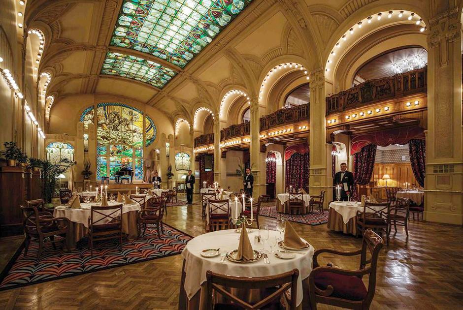 «Бельмонд Гранд Отель Европа», Санкт-Петербург