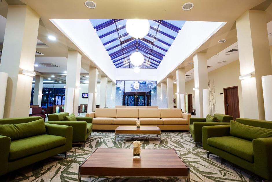 Отель Hilton Garden Inn Moscow New Riga, Московская область