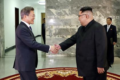 Южная и Северная Корея заговорят по-военному