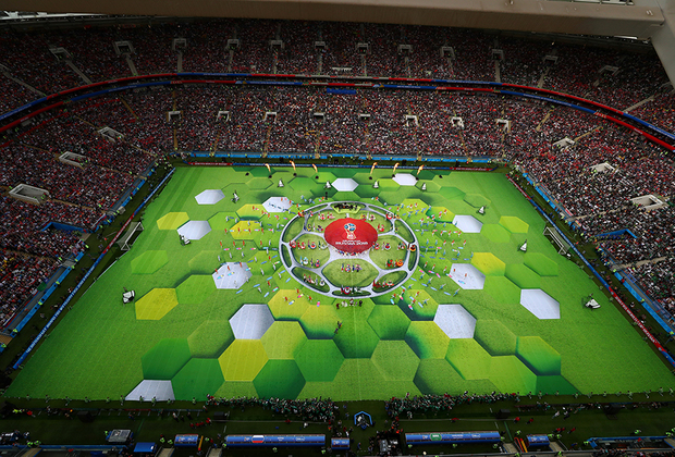 Чемпионат мира начался 14 июня и продлится до 15 июля. В этот день будет выявлен победитель мирового первенства.