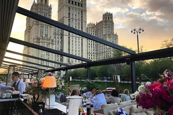 Российский ресторан стал одним из лучших в мире
