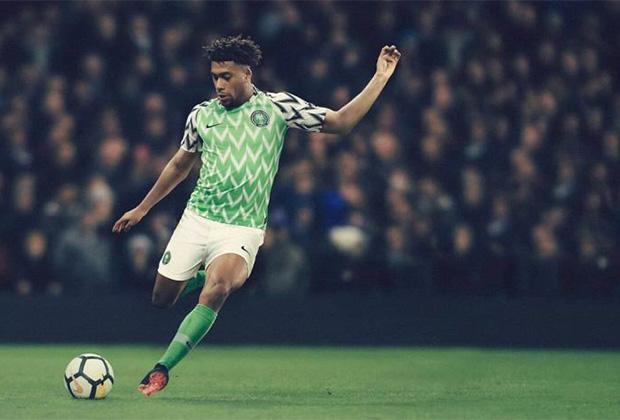 Лучшая форма чемпионата мира по версии журнала GQ и других глянцевых изданий. Первую победу Нигерия одержала еще до старта турнира.