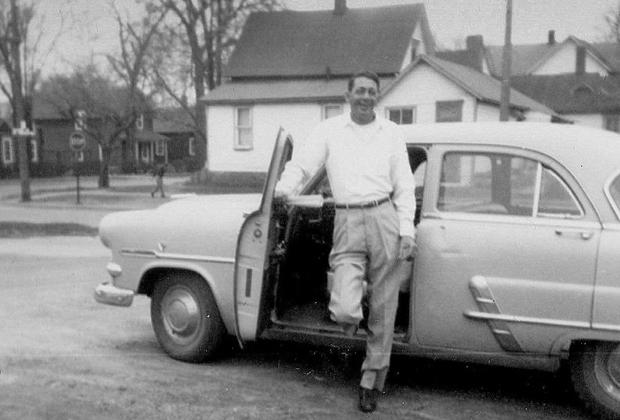 Бэррон в Де-Мойн, 1957 год