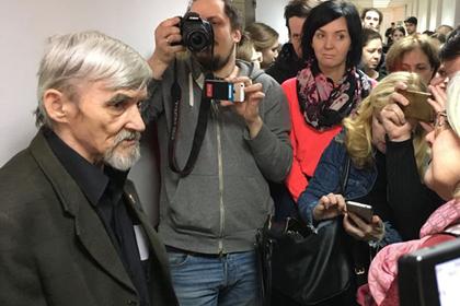 Отменен оправдательный приговор правозащитнику Юрию Дмитриеву