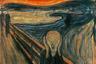 «Крик» — без сомнения, самая известная картина Мунка, а также один из наиболее узнаваемых образов в искусстве, которому даже посвящен символ эмодзи. «Я шел по тропинке с двумя друзьями — солнце садилось — неожиданно небо стало кроваво-красным, я приостановился, чувствуя изнеможение, и оперся о забор — я смотрел на кровь и языки пламени над синевато-черным фьордом и городом — мои друзья пошли дальше, а я стоял, дрожа от волнения, ощущая бесконечный крик, пронзающий природу», — говорил художник о поразившем его пейзаже, после которого он взялся за серию работ.  <br><br> Всего он создал семь версий, из них с названием «Крик» четыре (два маслом и две пастели). Искусствоведы до сих пор спорят о том, как трактовать фигуру из «Криков», — бесполое существо сравнивают со сперматозоидом, эмбрионом, скелетом и мумией, которую Мунк мог видеть в одном из музеев.