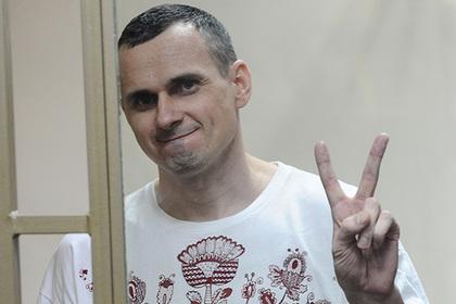 Украинский режиссер голодал больше месяца и набрал два килограмма