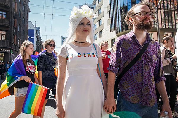 Может ли бывший гей жениться на женщине