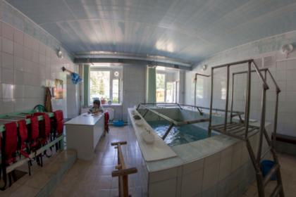 В Бурятии украли несколько зданий лечебницы