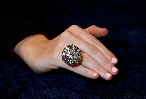 Стокаратный бриллиант
