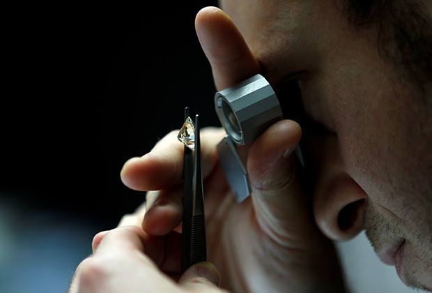 Оценка алмаза
