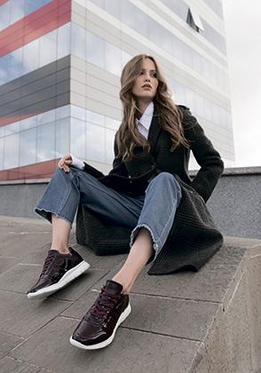 Обувь из коллекции Dino Bigioni сезона осень-зима 2018-2019