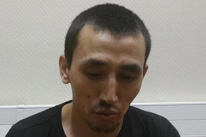 Опубликовано видео допроса въехавшего в толпу московского таксиста