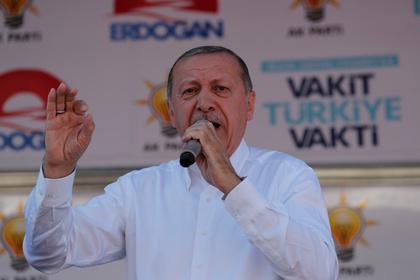 Эрдоган захотел базу в Антарктике