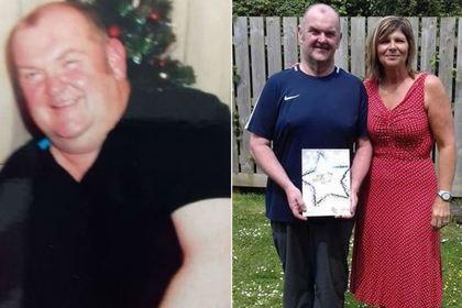 Похудевший на 30 килограммов британец поделился своим секретом
