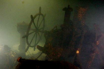 На дне Финского залива нашли легендарный корабль