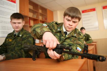 Появились подробности упразднения военных кафедр в вузах