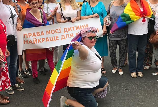 Гей движение в украине
