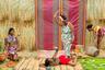 Фотопроект «Тени домашнего труда» — это попытка художника стать голосом безмолвных угнетенных людей, вынужденных терпеть унижения и нищету каждый день. Попытка взглянуть на тех, кто будто находится по другую сторону существования. Серия включена в шорт-лист конкурса.