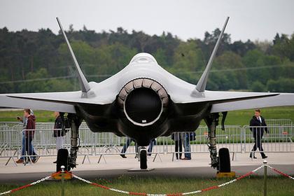 Россию посчитали беззащитной перед F-35