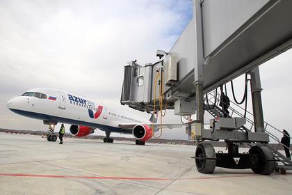 Анталья из-за грозы: Azur Air поведала опосадке рейса Новосибирск